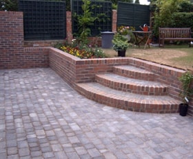 All Aspects paving - Block Paving